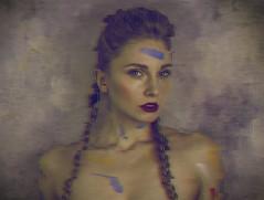 7A7Y4NA (Luv Duck - Thanks for 15M Views!) Tags: approved tatyana model ukrainiangirls ukrainegirls ponytails braids modeling beautifulgirl beautifulbody perfection redlips redlipstick