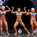 Women's Physique - Masters 35+ 2nd Green 1st Okrainec 3rd Lavallee