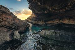The Blue Cave (Sebastian Witkin) Tags: habonim israel sea lanscape thebluecave nature