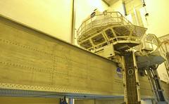 EXPLORE Moon to Mars in the NASA VMS (jurvetson) Tags: nasa ames vms vertical motion simulator apollo lm lunar module altair