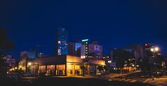 Oakland, California (-MSW-) Tags: oakland uptown bay area night city eastbay foxtheater piedmontpiano oaklandtribune