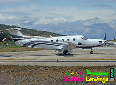 "Private Pilatus PC-12/47E NG OM-TVV • <a style=""font-size:0.8em;"" href=""http://www.flickr.com/photos/146444282@N02/48296294761/"" target=""_blank"">View on Flickr</a>"