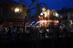 佐原の大祭 夏祭り (原田夏希) Tags: 佐原の大祭 夏祭り 千葉県 香取市 佐原