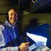 The Eagle has Landed — in the world's largest motion flight simulator at NASA