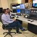 NASA VMS Control Room for Lunar Module Sim