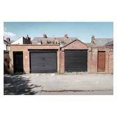 Back Alley (John Pettigrew) Tags: lines tamron d750 nikon doors gates garages mundane documentary urban imanoot angles walls gorleston topographics banal johnpettigrew suburban