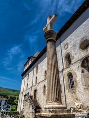 Sare church (tjmic_92) Tags: france sara sare saintjeandeluz paysbasque