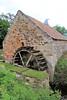Preston Mill waterwheel
