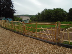 "Cleft Fencing & Double Gates • <a style=""font-size:0.8em;"" href=""http://www.flickr.com/photos/61957374@N08/48296602391/"" target=""_blank"">View on Flickr</a>"