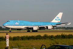 PH-BCI (PlanePixNase) Tags: amsterdam airport aircraft boeing klm schiphol ams 747 jumbo 747400 eham planespotting b744