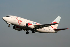 G-BVKD (PlanePixNase) Tags: amsterdam ams eham schiphol planespotting airport aircraft bmibaby boeing 737 737500 b735