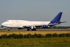 N355MC (PlanePixNase) Tags: amsterdam ams eham schiphol planespotting airport aircraft atlasair boeing 747 b743 747300 cargo polarair jumbo