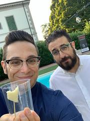 Thomas e Giorgio