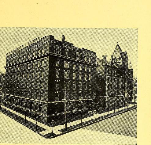 This image is taken from ... Annual report of the Presbyterian Hospital in the city of Chicago, with the constitution, by-laws and charter., 30