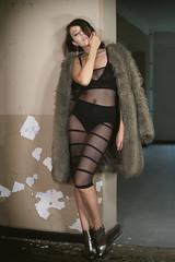 Dascha (juergenberlin) Tags: boudoir lost place beauty woman sexy dessous lingerie