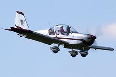 2019-05-11-013FD G-CGVP (BringBackEGDG) Tags: dunkeswell aerotechnik ev97 eurostar gcgvp