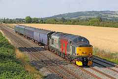 37601 Class 37/6 'Perseus' (Roger Wasley) Tags: 37601 class37 perseus rog ashchurch gloucestershire diesel locomotive trains railways railoperationsgroup