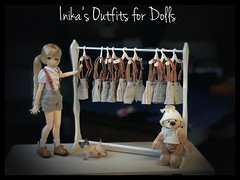 Inika's Outfits for Dolls  For info PM Size: Blythe Doll, Azone doll, pure neemo body S/M #blythe #azonedoll #pureneemobody #inikasoutfitsfordolls #inikablythe #dungarees #shirt (Inika Blythe) Tags: blythe azonedoll pureneemobody inikasoutfitsfordolls inikablythe dungarees shirt