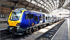 195116 (Colin Partington) Tags: class195 northernrail northern 20190713 liverpool liverpoollimestreet merseyside 195116