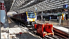 195114 (Colin Partington) Tags: class195 northernrail northern 20190713 liverpool liverpoollimestreet merseyside 195114