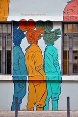 Lisboa - street art (jaime.silva) Tags: streetart streetartist street portugal portugalia portugalsko portugália portugalija portugali portugale portugalsk portogallo portugalska portúgal portugāle lisboa lisbon lisbonne lissabon lisszabon lisbona lisabona lisabon lissabonin lissaboni lisabonos lisabonas lizbona lizbon lizbonska muralpainting mural pinturamural spraypaint spray spraypainting graffiti graf publicart artepublica urban urbanart arteurbana ricardoguerreiro