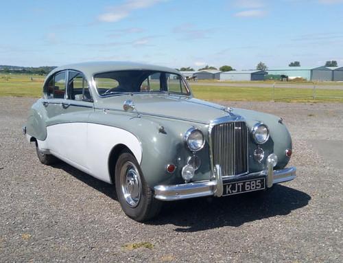 Jaguar Mark IX (1960)