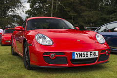 Guards Cayman (syf22) Tags: car automobile auto autocar automotor vehicle motor motorcar motorised sportscar transport pcgb pcgbscottishregion porsche porscheclubgb porsches flatsix flat6 engine midengine cayman 987 red guardsred germanmade madeingermany hardtop