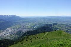 Faucigny @ Hike to Le Môle (*_*) Tags: hiking mountain montagne nature randonnee summit sommet trail sentier walk marche europe france hautesavoie 74 chablais cluses savoie 2019 spring printemps afternoon june lemole faucigny
