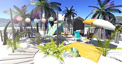 Summer relaxation ♥ (Kumomi) Tags: sways parkplace swank mindgardenscreations astralia