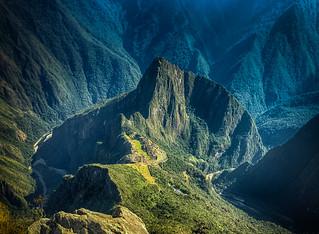 Heights (Machu Picchu, Peru. Gustavo Thomas 2019)
