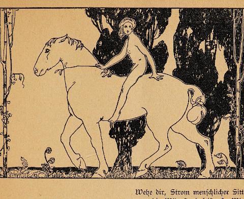 This image is taken from Mittgart ein Weg zur Erneuerung der germanischen Rasse Programmschrift
