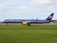 Icelandair                                    Boeing 757-300                                TF-ISX (Flame1958) Tags: icelandair icelandairb757 icelandairb757300 tfisx boeing757 boeing b757 757 b757300 757300 dub eidw dublinairport 130719 0719 2019 4836