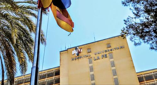 Hospital Universitario La Fe - Avenida de Campanar - Valencia