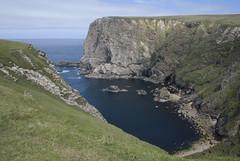 06071910 Benwee Head-Príosún (Philip D Ryan) Tags: ireland comayo benweehead stonefield anpríosún cliffs wildatlanticway
