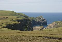 06071929 Kid Island-Broadhaven (Philip D Ryan) Tags: ireland comayo kidisland stonefield broadhaven cliffs wildatlanticway