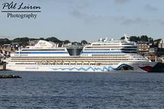AIDA Cruises - AIDAsol - Stavanger Harbour - 2019.07.16 (Pål Leiren) Tags: cruise ships cruiseships stavangerharbour stavanger harbour norway 2019 cruiseship vessel ship aidacruises aidasol aida cruises