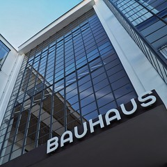 City. And Structure. | Bauhaus | Dessau (gordongross) Tags: dessau bauhaus bauhaus100 cityandstructure gropius