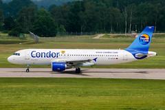 D-AICN (PlanePixNase) Tags: aircraft airport planespotting haj eddv hannover langenhagen condor 320 a320 airbus