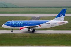 G-DBCC (PlanePixNase) Tags: aircraft airport planespotting haj eddv hannover langenhagen bmi british midland airbus 319 a319