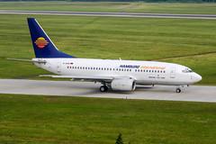 D-AHIA (PlanePixNase) Tags: aircraft airport planespotting haj eddv hannover langenhagen hamburginternational boeing 737 737700 b737