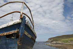 06071939 Porturlin (Philip D Ryan) Tags: ireland countymayo porturlin wildatlanticway bay harbour fishingboats