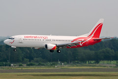SP-LLI (PlanePixNase) Tags: aircraft airport planespotting haj eddv hannover langenhagen lot centralwings boeing 737 b734 737400