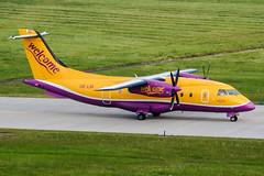 OE-LIR (PlanePixNase) Tags: aircraft airport planespotting haj eddv hannover langenhagen welcomeair dornier do328