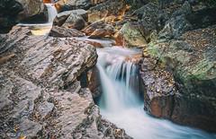 Downstream of Douglas Falls (KRHphotos) Tags: rock westvirginia landscape waterfall monongahelanationalforest nature douglasfalls longexposure blurredwater river thomas unitedstatesofamerica