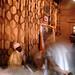Lalibela, church interior