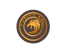 Graphic_king Logo (Design_king) Tags: logodesign graphicking99