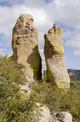 Balanced Rocks (rschnaible (Off Back Soon)) Tags: chiricahua national monument arizona us usa outdoor landscape mountains balanced roock