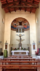 Firenze - Monastero di Santa Maria Maddalena dei Pazzi (Chiesa) (Maurizio Masini) Tags: italia italy italie italien firenze florence florenz toscana tuscany chiesa church
