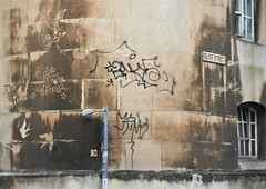 Silver and Grey (Canis Major) Tags: silverstreet bristol walls grey windows