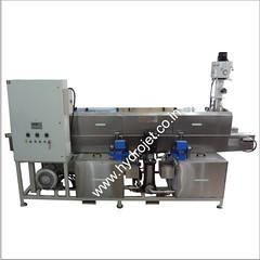 Conveyorized component cleaning machine 1b1 (ultramaxhydrojet00) Tags: conveyorized component cleaning machine